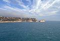 Vista cap a l'illa dels Descobridor de Xàbia.JPG