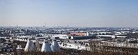 Vista de Múnich desde Fröttmaning, Alemania, 2013-02-11, DD 01.JPG