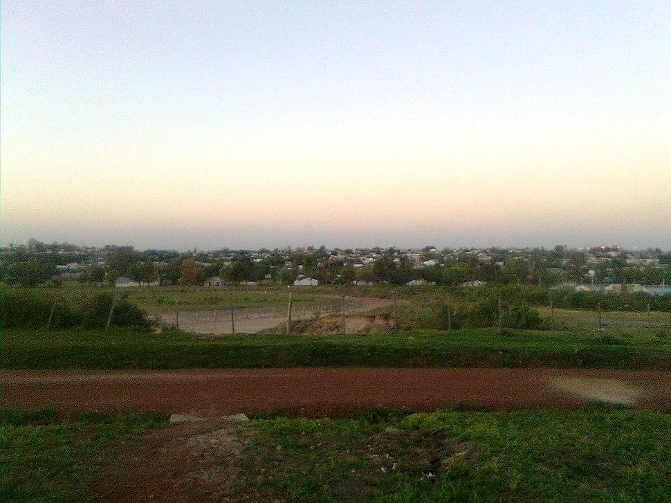 Vista de Mercedes desde calle Alegria - panoramio