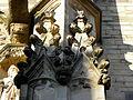 Vitré (35) Église Notre-Dame Façade sud 4ème contrefort 02.JPG