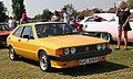 Volkswagen Scirocco 1588cc registered August 1981.jpg