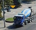 Volvo cement truck; Dnipro, Ukraine; 03.09.19.jpg