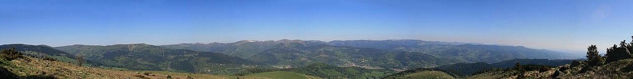 Connaissez-vous le point culminant des Vosges
