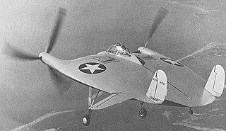 Vought V-173 Experimental Aircraft