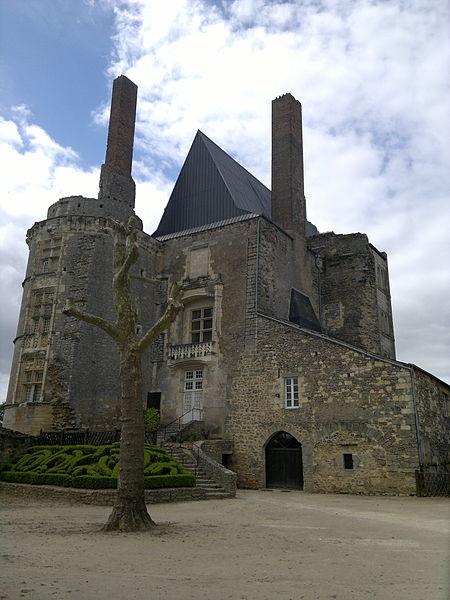 Château, Fr-49-Martigné-Briand.