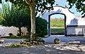 WLM14ES - Jardins i portalada d'accés a la Masia Can Vendrell de la Codina, Sant Pau d'Ordal, Subirats - MARIA ROSA FERRE.jpg