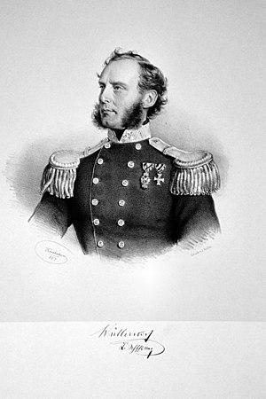 Bernhard von Wüllerstorf-Urbair - Bernhard von Wüllerstorf-Urbair
