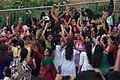 Wagah border ceremony.2015 03.jpg