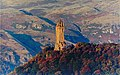 Wallace Monument , Stirling, Scotland, in Autumn.jpg