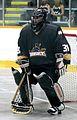 Wallaceburg Thrashers goalie black 2015.jpg