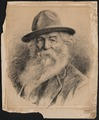 Walt Whitman, head-and-shoulders portrait - V. Gribayédoff.tif