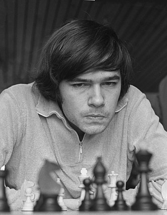 Walter Browne - Browne in 1972