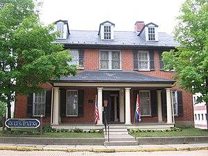 Butler, Pennsylvania - Senator Walter Lowrie House