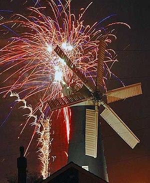 Waltham Windmill - Waltham Windmill