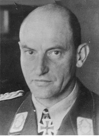 1st Fallschirm-Panzer Division Hermann Göring - Image: Walther von Axthelm (1893 1972)