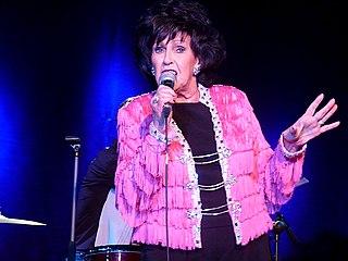 Wanda Jackson American singer, songwriter, and musician