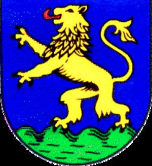 Bergen an der Dumme - Image: Wappen Bergen