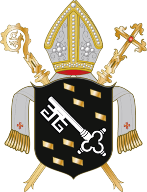 Prince-Bishopric of Worms - Image: Wappen Bistum Worms