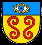 Wappen der Gemeinde Burgstetten