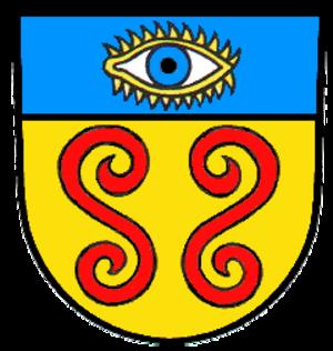 Burgstetten - Image: Wappen Burgstetten