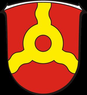 Trebur - Image: Wappen Trebur