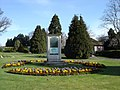 War Memorial, Bourne Park - geograph.org.uk - 1237065.jpg