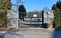 War cemetery for World war I in Marchtrenk, Upper Austria, Austria-entrance PNr°0638.jpg