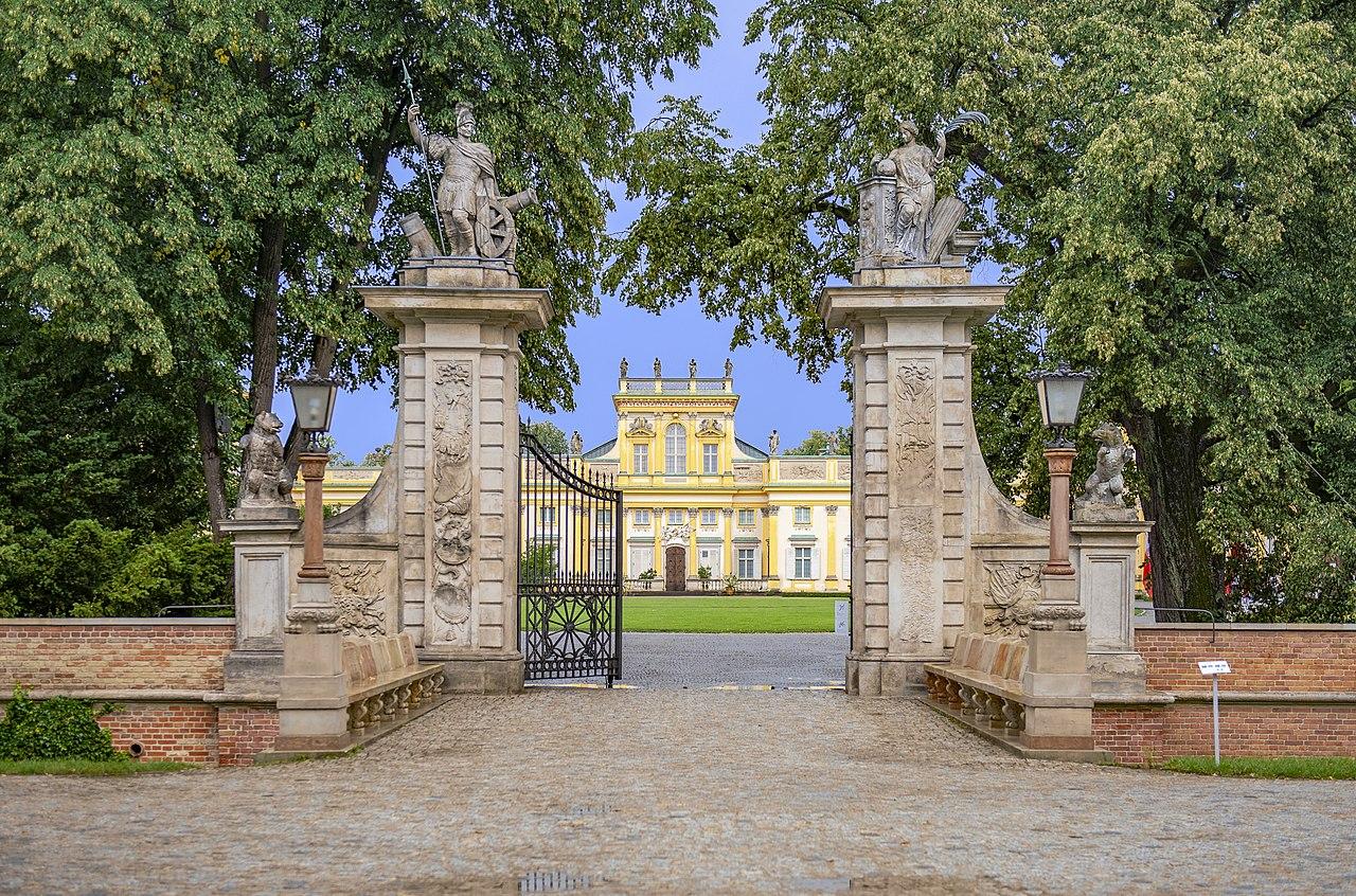 Варшава - Pałac w Wilanowie.jpg