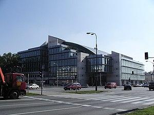 TVN (Poland) - TVN HQ in Warsaw, Poland