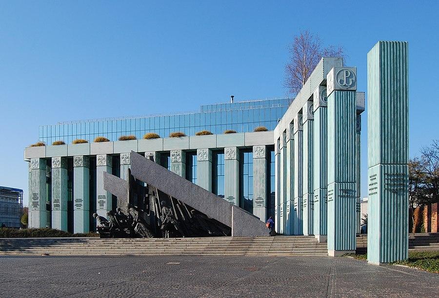 Warsaw Uprising Monument