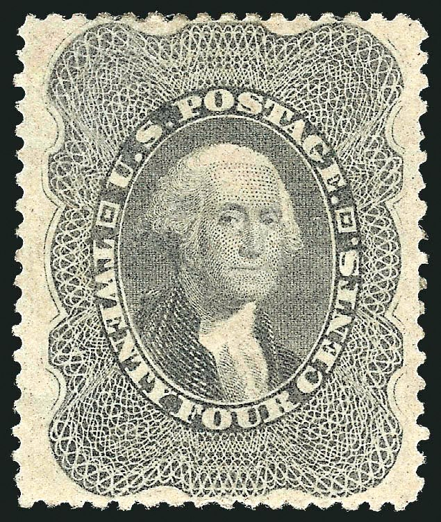Washington1860issue24c