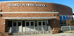 Harrison, New Jersey - Washington Middle School