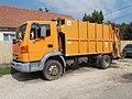 Waste collection truck, 2018 Zsámbék.jpg