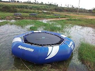 Yagachi River - Image: Water Game 1