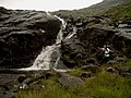Waterfall near Loch Coruisk - geograph.org.uk - 628707.jpg