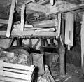 Watermolen De Plasmolen, gietijzeren aandrijfwielen met houten kammen - Mook - 20160800 - RCE.jpg