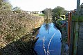 Waterway behind the houses - geograph.org.uk - 1736273.jpg