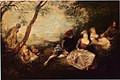 Watteau - Les Amusements champêtres, New York, private collection.jpg