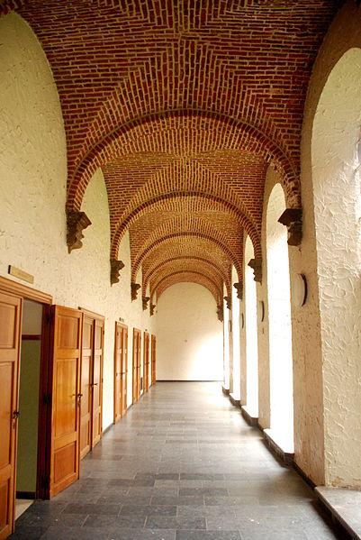 Belgique - Brabant wallon - Ancien couvent des Carmes Chaussés de Wavre