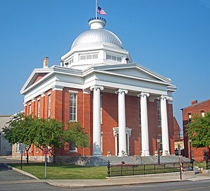 Wayne County Courthouse