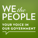 We The People, Your voice in our government