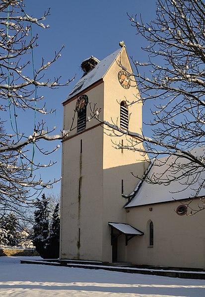 Weil Am Rhein M Bel file weil am rhein evangelische kirche märkt3 jpg wikimedia commons
