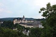 Weilburg Schloss Gesamtansicht