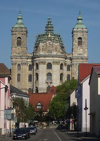 Weingarten, Württemberg - Weingarten, Basilica of St. Martin and Oswald
