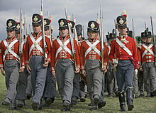 Red coat (military uniform) - Wikiwand