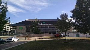 WesBanco Arena - Image: Wes Banco Arena