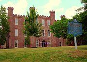 Wesleyan Hall at University of North Alabama