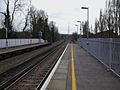 West Dulwich stn look east3.JPG