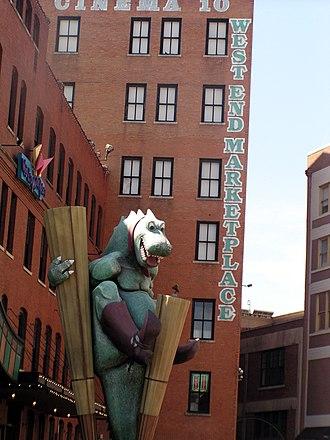 West End Historic District (Dallas) - Image: West End Marketplace