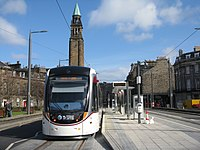 West End Princes Street tram stop (geograph 3902742).jpg